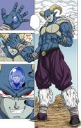 Molo copia i poteri di Merus