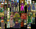 Dragon ball online npcs humans 1 by hector444-d5fvis4