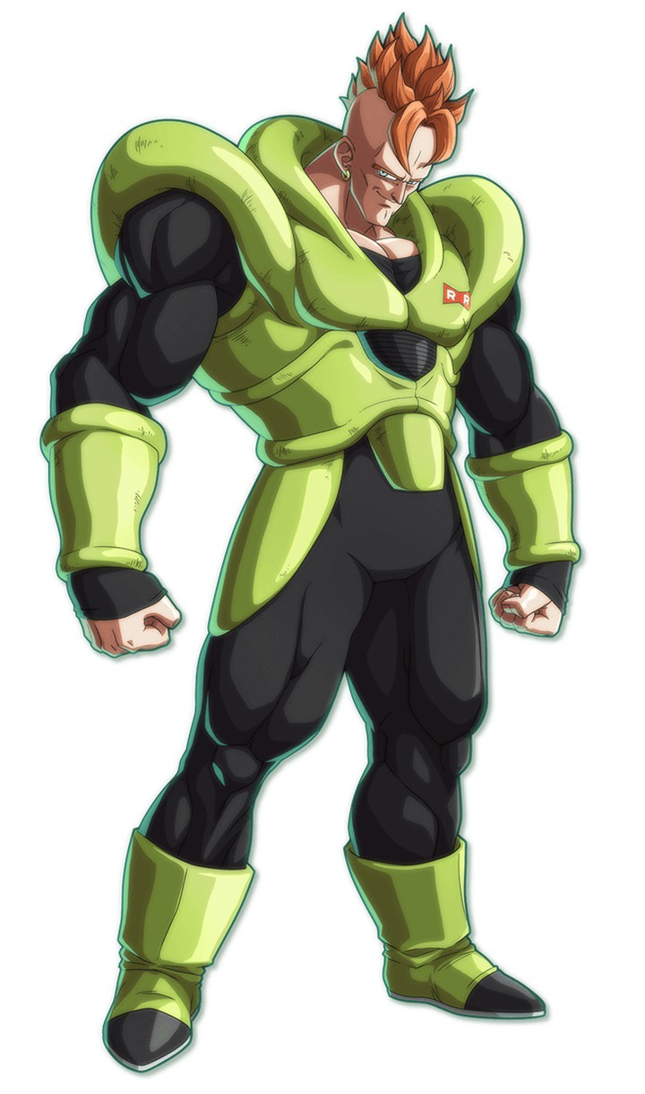 Android 16 (new model)