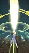 Super Vegito combine 2 Spirit Sword