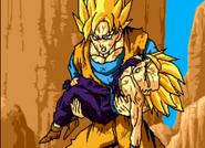 Dragon Ball Z Idainaru Son Goku Densetsu (7)