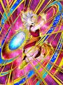 Dokkan Battle Defending the Sanctuary West Supreme Kai card
