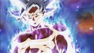 Goku egoísta perfil