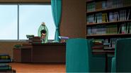 Son Gohan Residence - Study 1