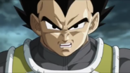 Vegeta in Resurrection F