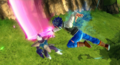 DBXV2 Future Warrior 2 (Super Pack 3 DLC) Divine Retribution - Violent Fierce God Slicer (Super Skill)
