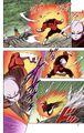 Jiren powers up