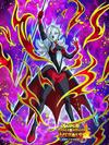 Dokkan Battle Swirling Dark Energy Darkness Towa card (Super Dragon Ball Heroes UR)