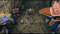 Frieza's soldiers about to get hit by Piccolo's ki blasts, Resurrection 'F', IsraeliteVIP pic snap