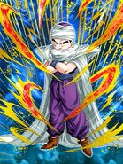 Dokkan Battle Back on the Front Line Krillin card (Demon Clothes)
