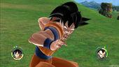 RB 2 - Goku fighting pose