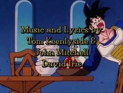 Aftiteling DragonBall Z