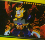 Golden Great Ape Maxi Fusion
