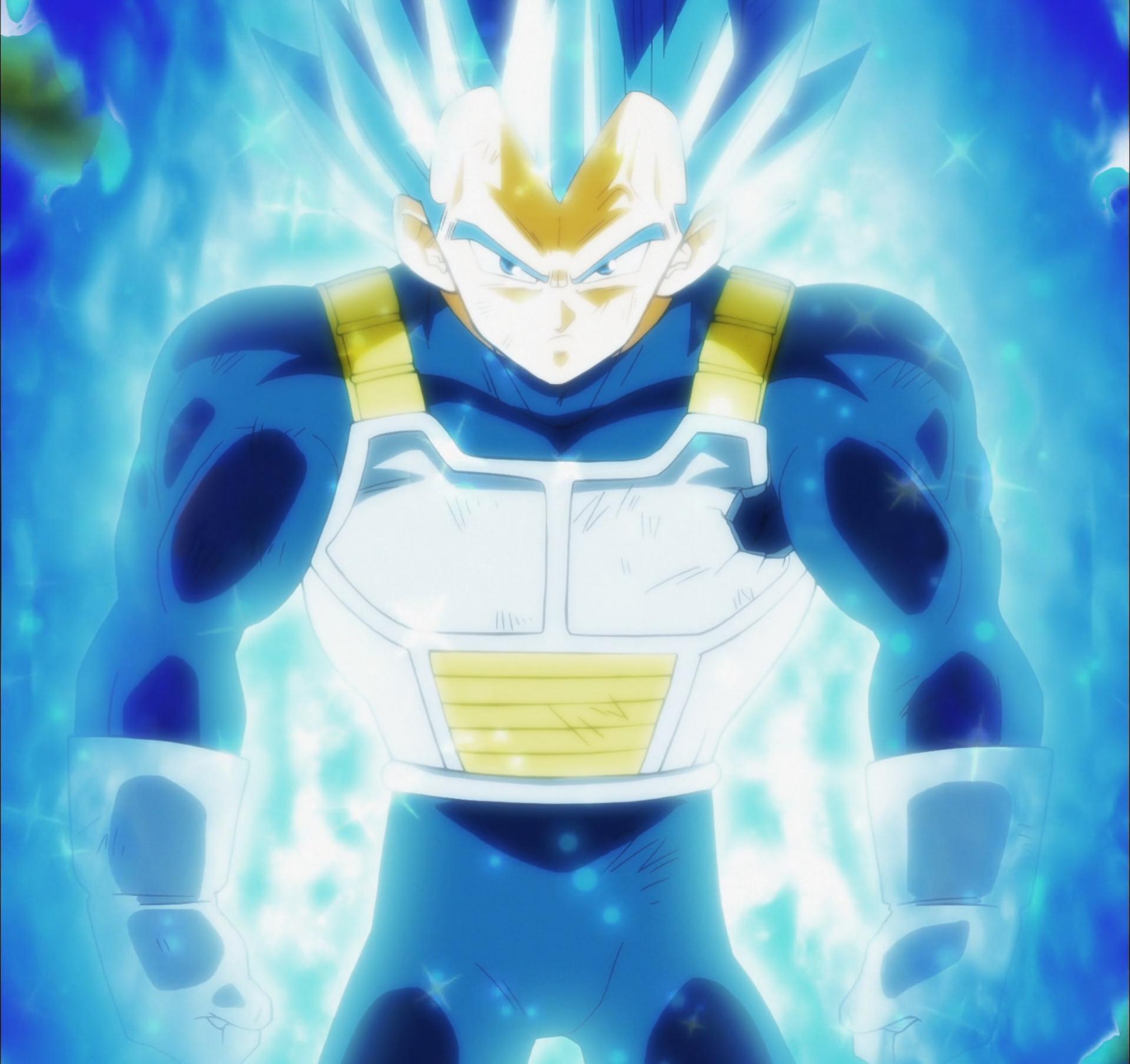 Super Saiyajin Deus Super Saiyajin: Evolução