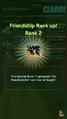 DB Legends Super Saiyan 4 Goku (DBL34-01S) Friendship Rank Up - Rank 2 (Lightspeed 10x Kamehameha can now be taught to Shallot) Screenshot 20210817-024845