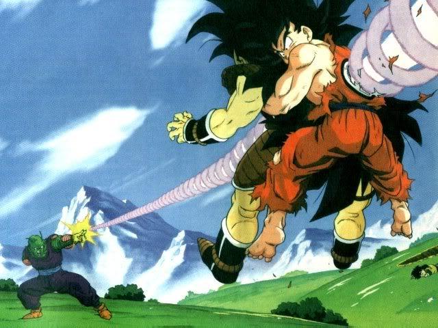 Raditz Saga Dragon Ball Wiki Fandom