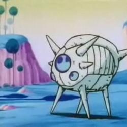 Nameless Namek's Spaceship