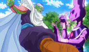Piccolo vs Bills