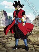Goku Xeno SDBH Anime