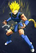 Shallot Super Saiyan 2 DB Legends