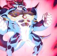Demigra Gran Dios Demonio (DBH - GM9)