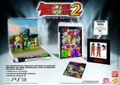 Dragon ball raging blast 2 limited edition