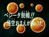 Goku, você é o melhor