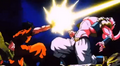 The Old Kai's Weapon - Gohan fires Beam