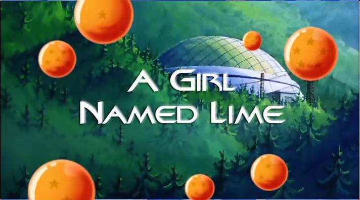 A Girl Named Lime