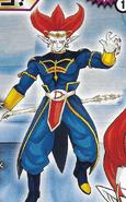 Demigra Dios Demonio(UM)(Manga)