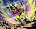 Super Kamehameha di Goku ssj4