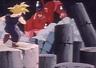Gohan vs giant hatchyack