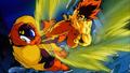 Fake Super Saiyajin vs Slug