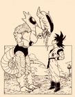 Freeza forma -final- y Goku