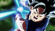 Goku Doctrina egoísta Kamehameha 3