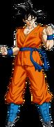 Goku Gi di Whis