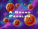 A Grand Problem