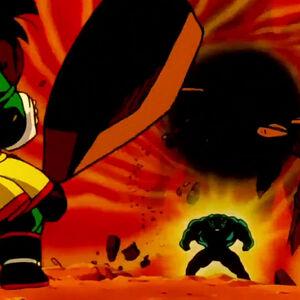 Dead Zone Void Dragon Ball Wiki Fandom The male offspring (or nephew) of the bad guy. dead zone void dragon ball wiki