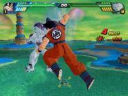 Goku vs Freezer-Budokai tenkaichi