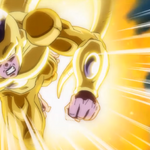 Golden Freezer al ataque en DB Heroes God Mission 5 HD.png