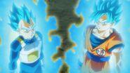 Super Saiyan Blue aura