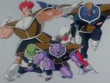 Fuerzas de Combate Especiales Ginyu
