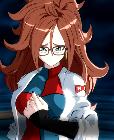 Android 21 (Good)