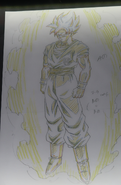 Dragon Ball Super Broly - Skytree Super Genga 6