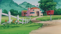 Goku's House in Fusion Reborn