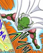 Mesías de Namek manga a color (1)