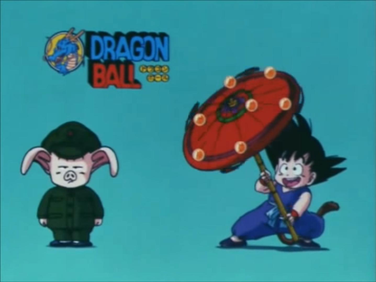 Lista degli Eye Catch nelle serie di Dragon Ball