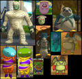 Dragon ball online npcs monsters ghosts and alien by hector444-d5fvopy