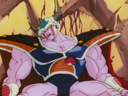 Future King Cold (Cell's timeline)