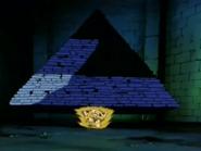 Piramide piedras